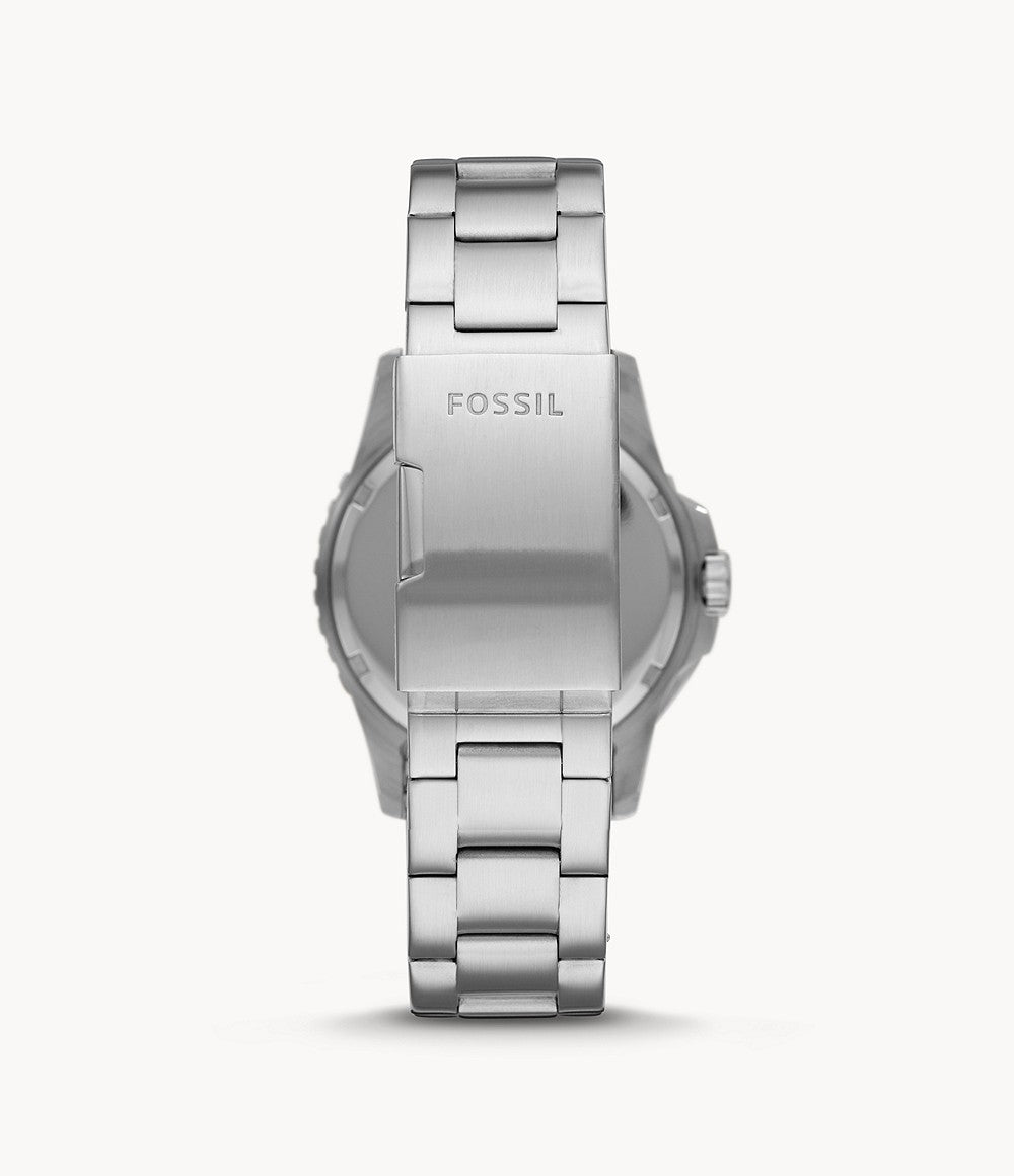 Fossil Watch FB-01: Stainless Steel