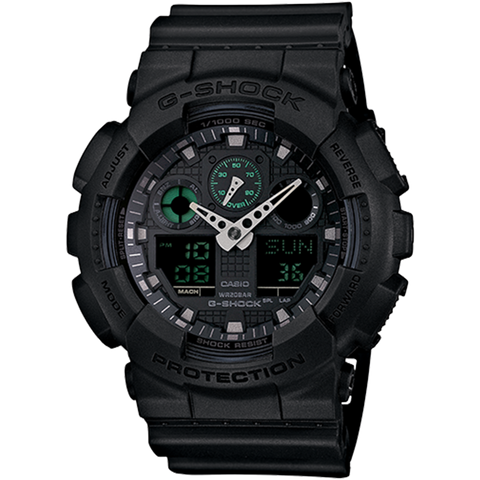 Casio G-Shock - Analog/Digital - Black