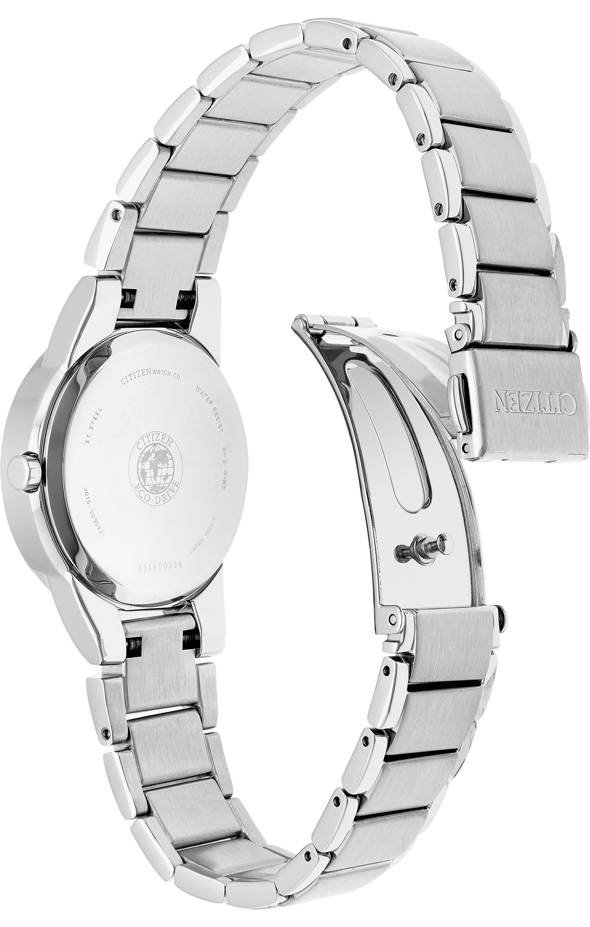 Citizen Eco-Drive - 30mm Axiom - Stainless Steel