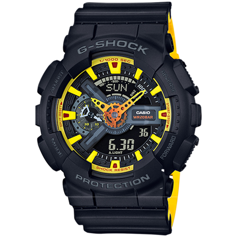 Casio G-Shock GA110BY-1A