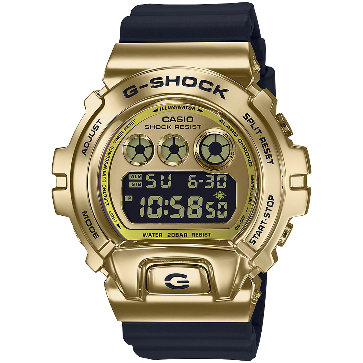 Casio G-Shock - Metal Bezel 6900 Series