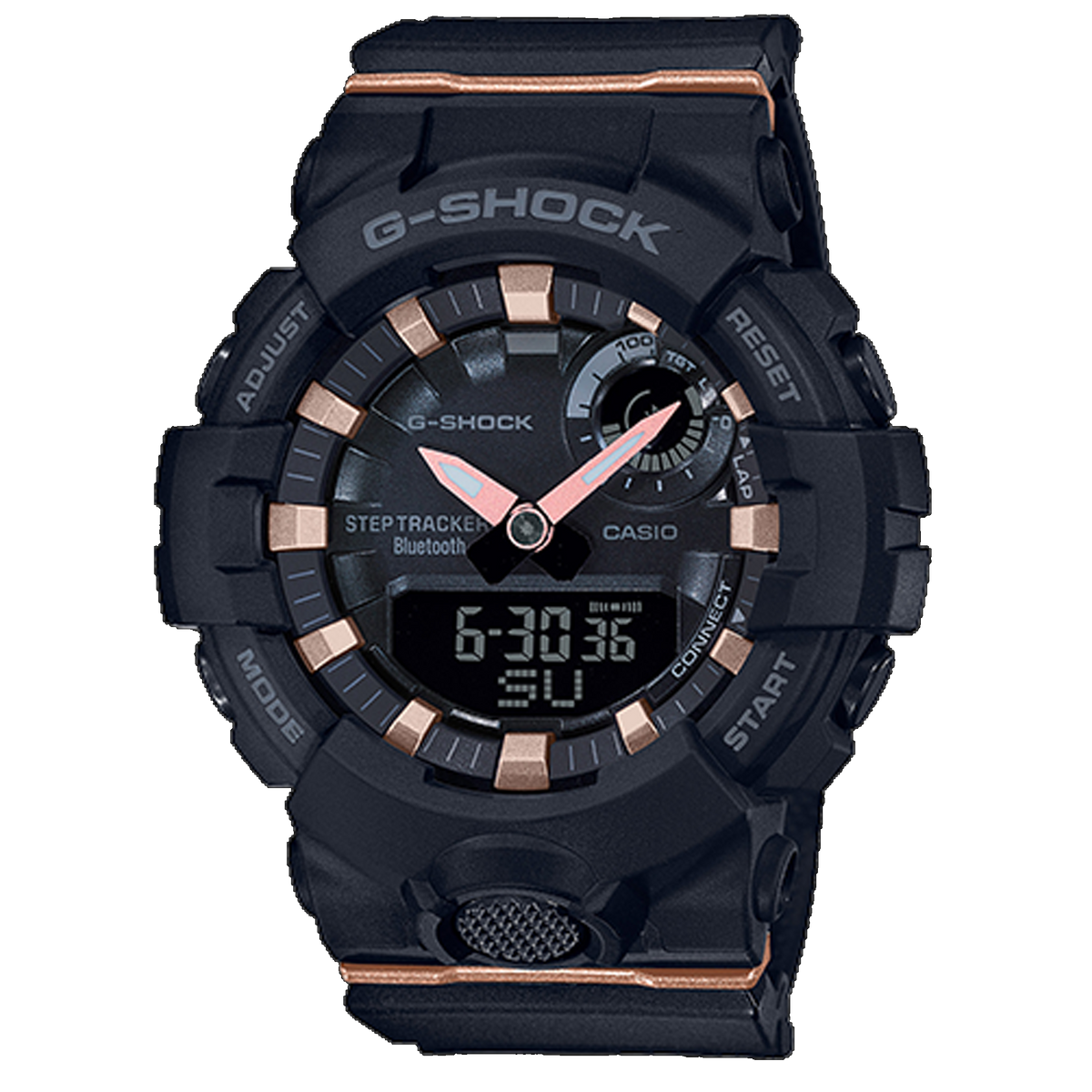 "Casio G-Shock S Series - ""Connected"" Fitness watch"