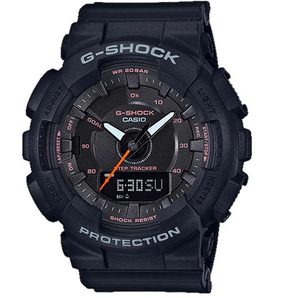Casio G-Shock S Series - Step Tracker