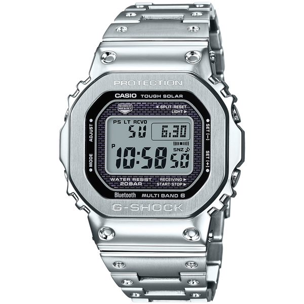 Casio G-Shock - Full Metal 5000 Series in Silver