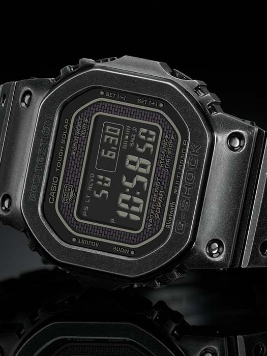 Casio G-Shock - Full Metal 5000 Limited Edition