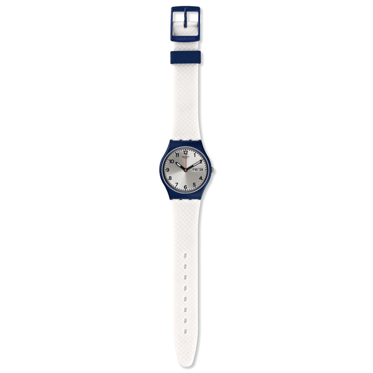 Swatch Watch 34mm - White Delight