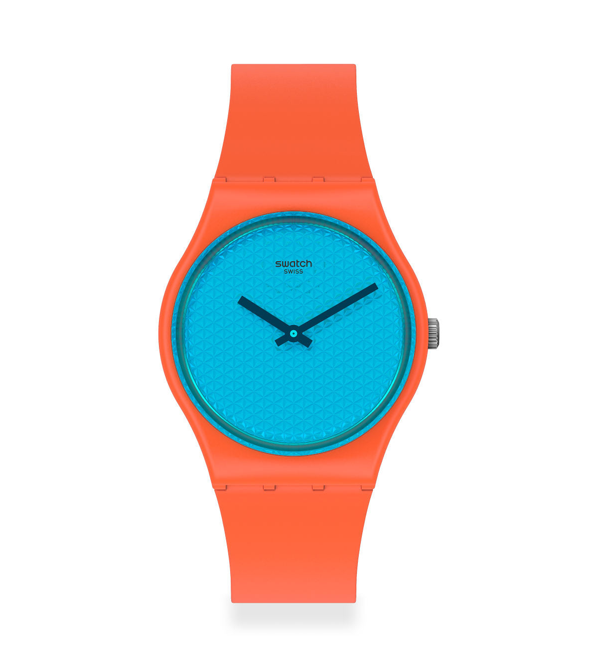 Swatch Watch 34mm - Urban Blue
