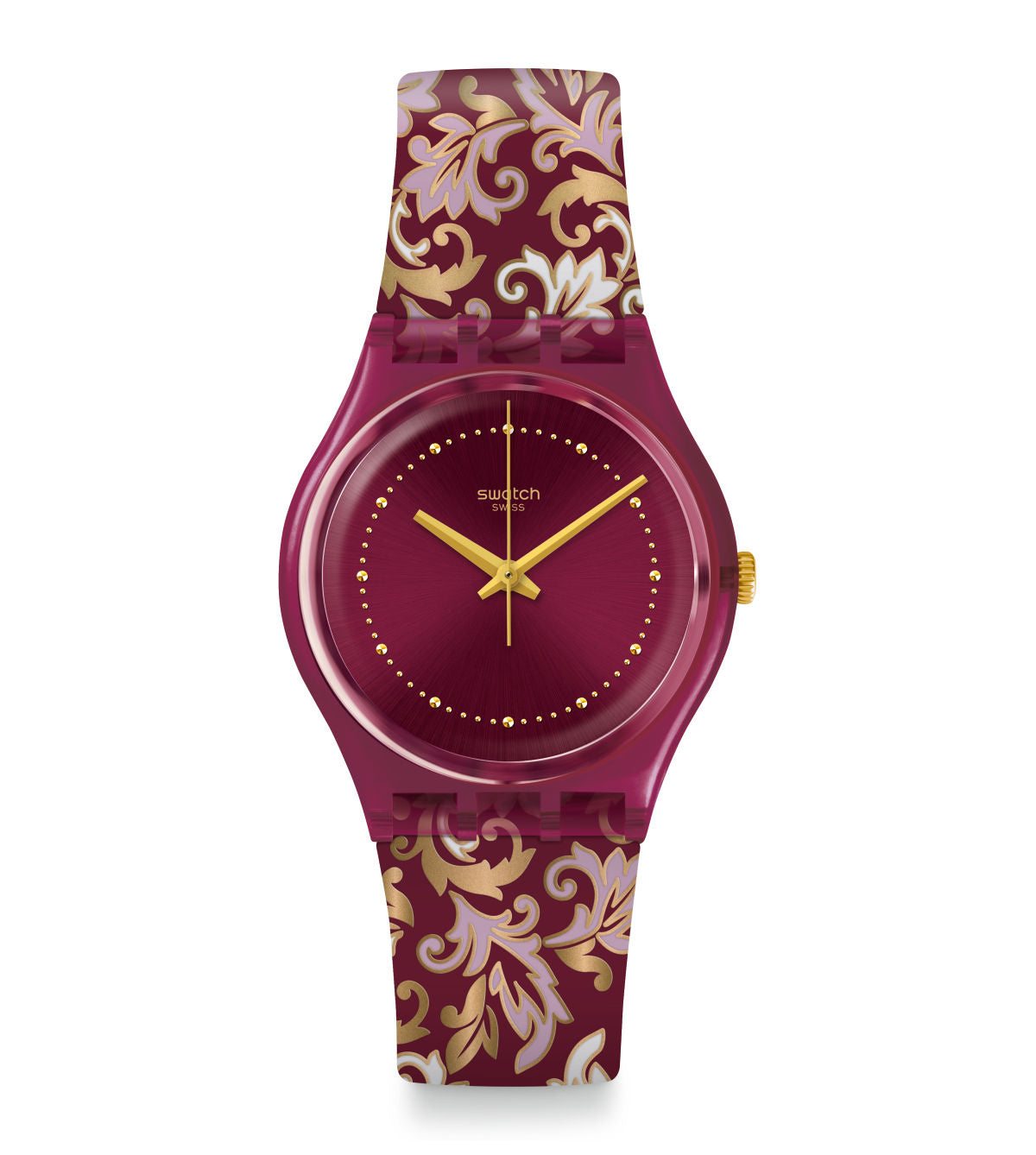 Swatch Watch 34mm - Damask