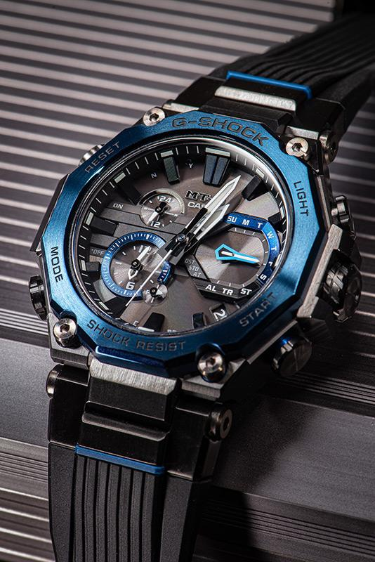 Casio G-Shock -  MTGB2000 Series - Blue Carbon Core