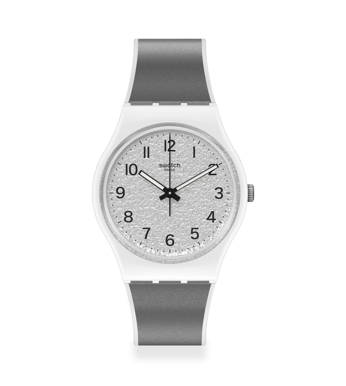 Swatch Watch 34mm - Icy Gum