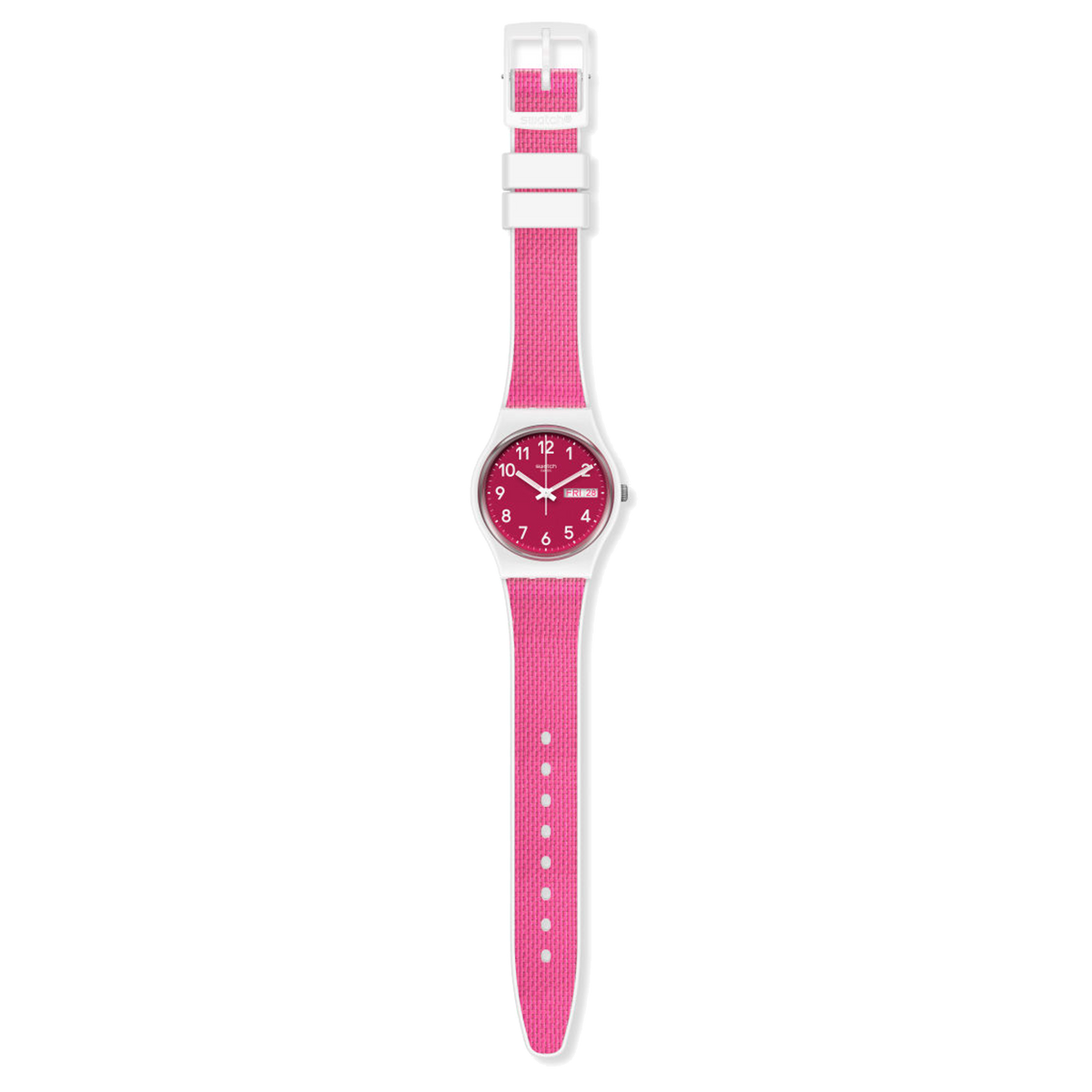 Swatch Watch 34mm - Berry Light