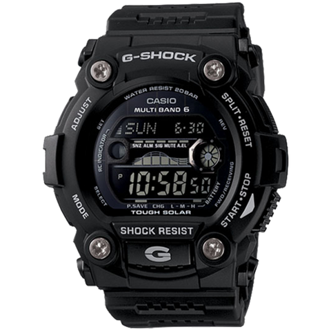 Casio G-Shock - Solar - Black