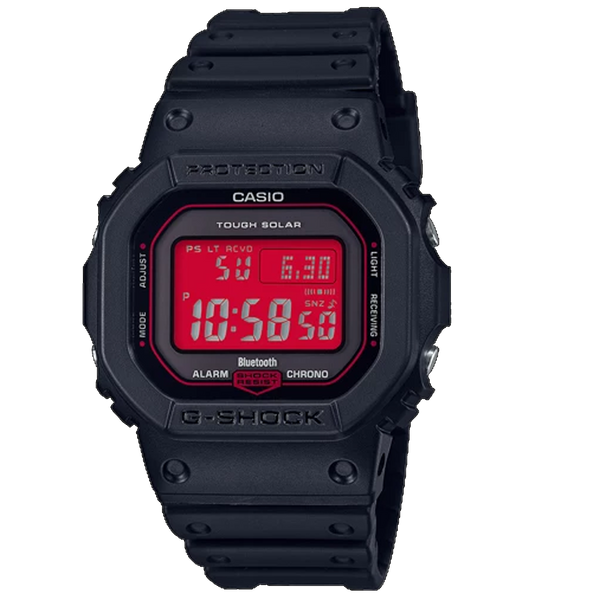 Casio G-Shock - Adrenaline Red Series