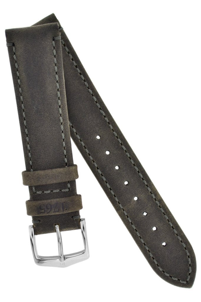 Hirsch HERITAGE Natural Calfskin Leather Watch Strap