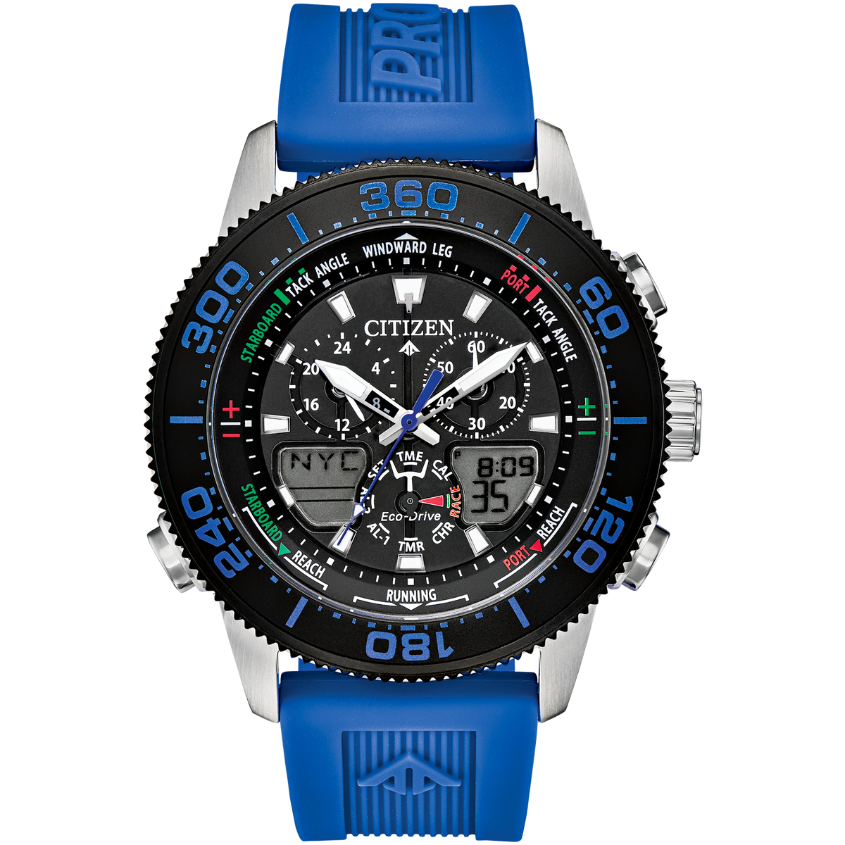 Citizen Eco-Drive - Promaster Sailhawk - Blue