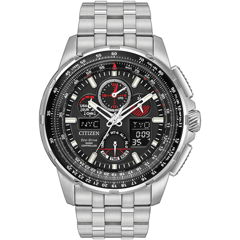 Citizen Eco-Drive - Skyhawk A-T