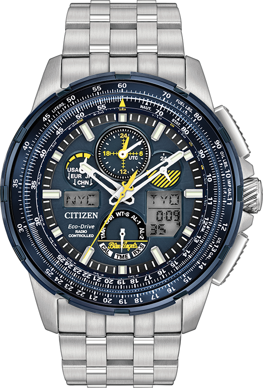 Citizen Eco-Drive - Blue Angels Skyhawk A-T
