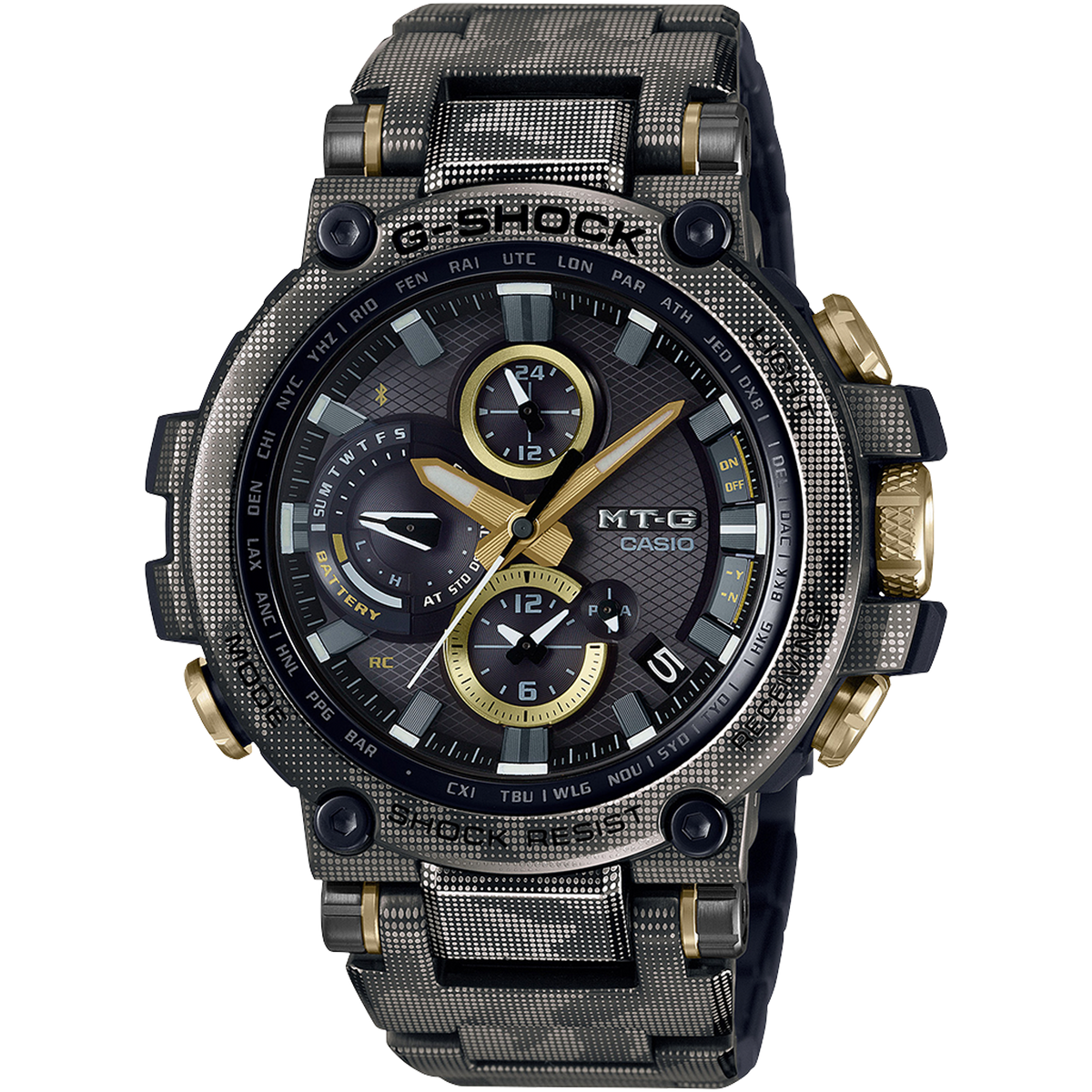CASIO G-SHOCK MTG LIMITED EDITION MTGB1000DCM-1