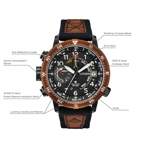 Citizen Eco-Drive - Promaster ALTICHRON