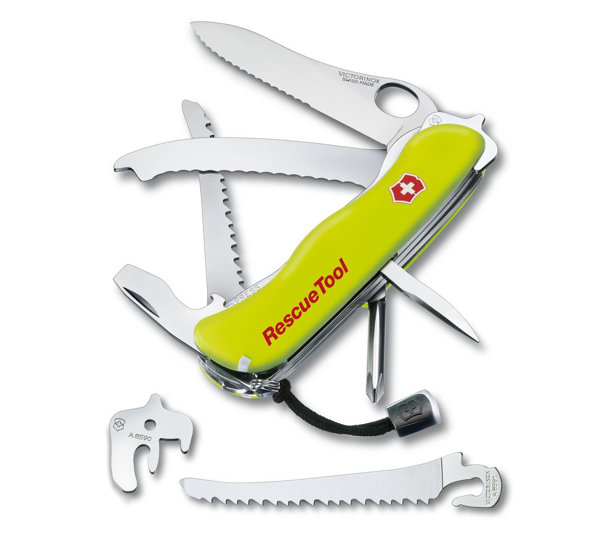 Victorinox - Large Swiss Army Knife - Rescue Tool