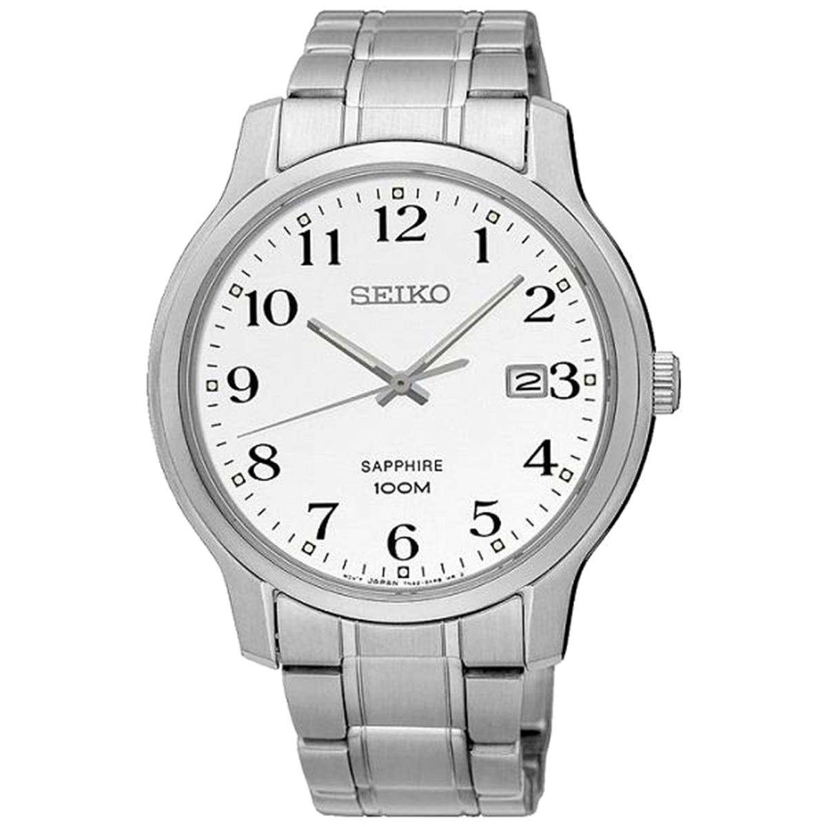 Seiko Watch Dress - Stainless Steel