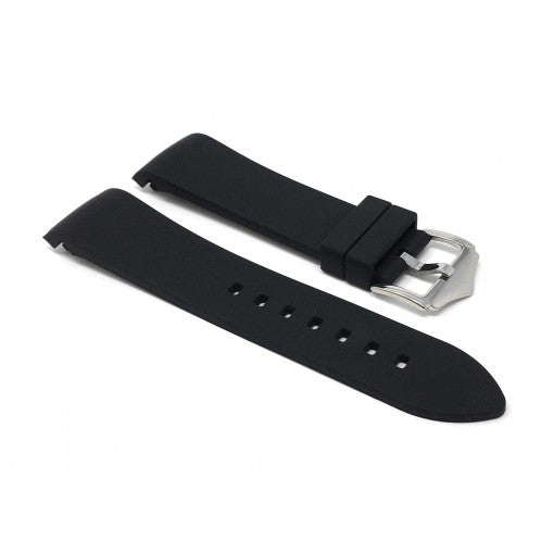 Bandini Watchstrap - Curved End Silicone