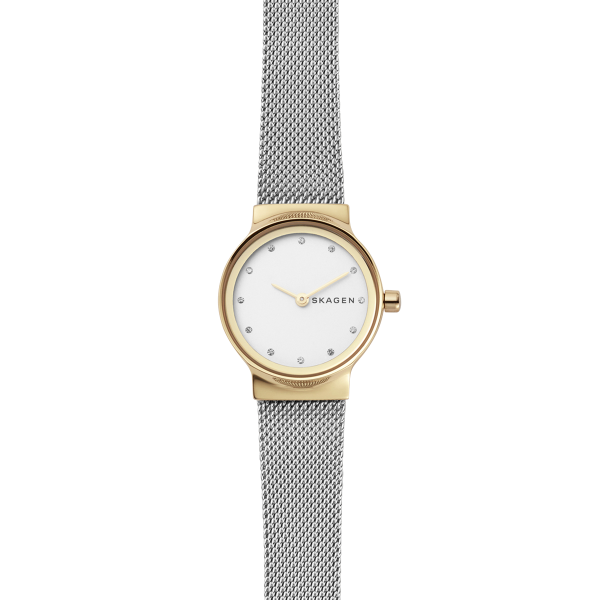 Skagen - Freja Two-Tone Steel-Mesh Watch