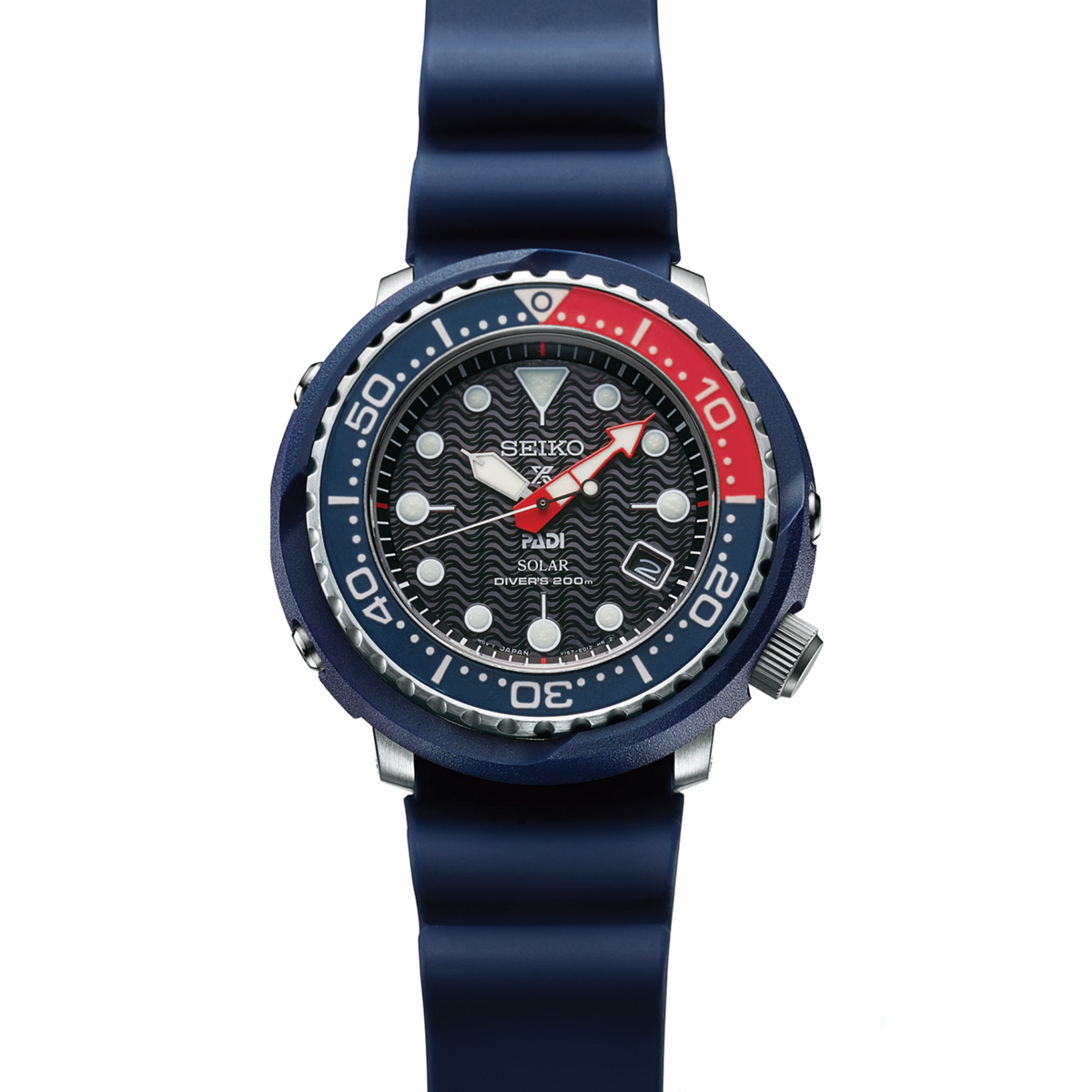 Seiko Prospex PADI - Solar Tuna Dive Watch
