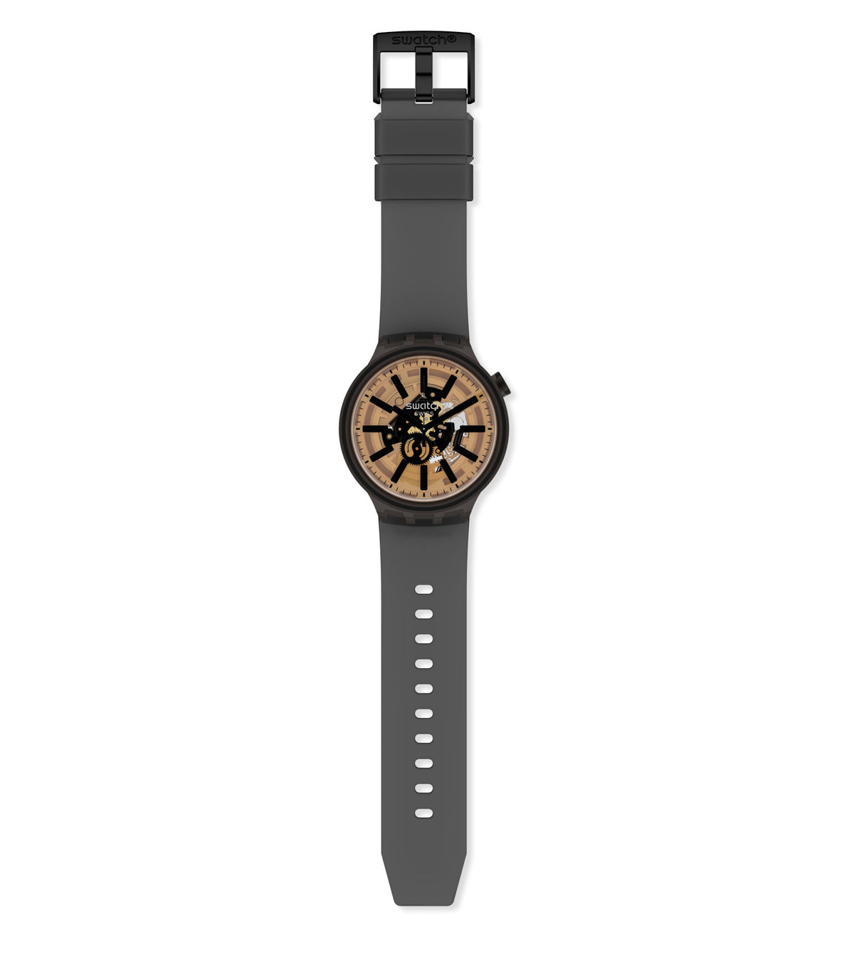 Swatch Watch Big Bold 47mm - Dark Taste