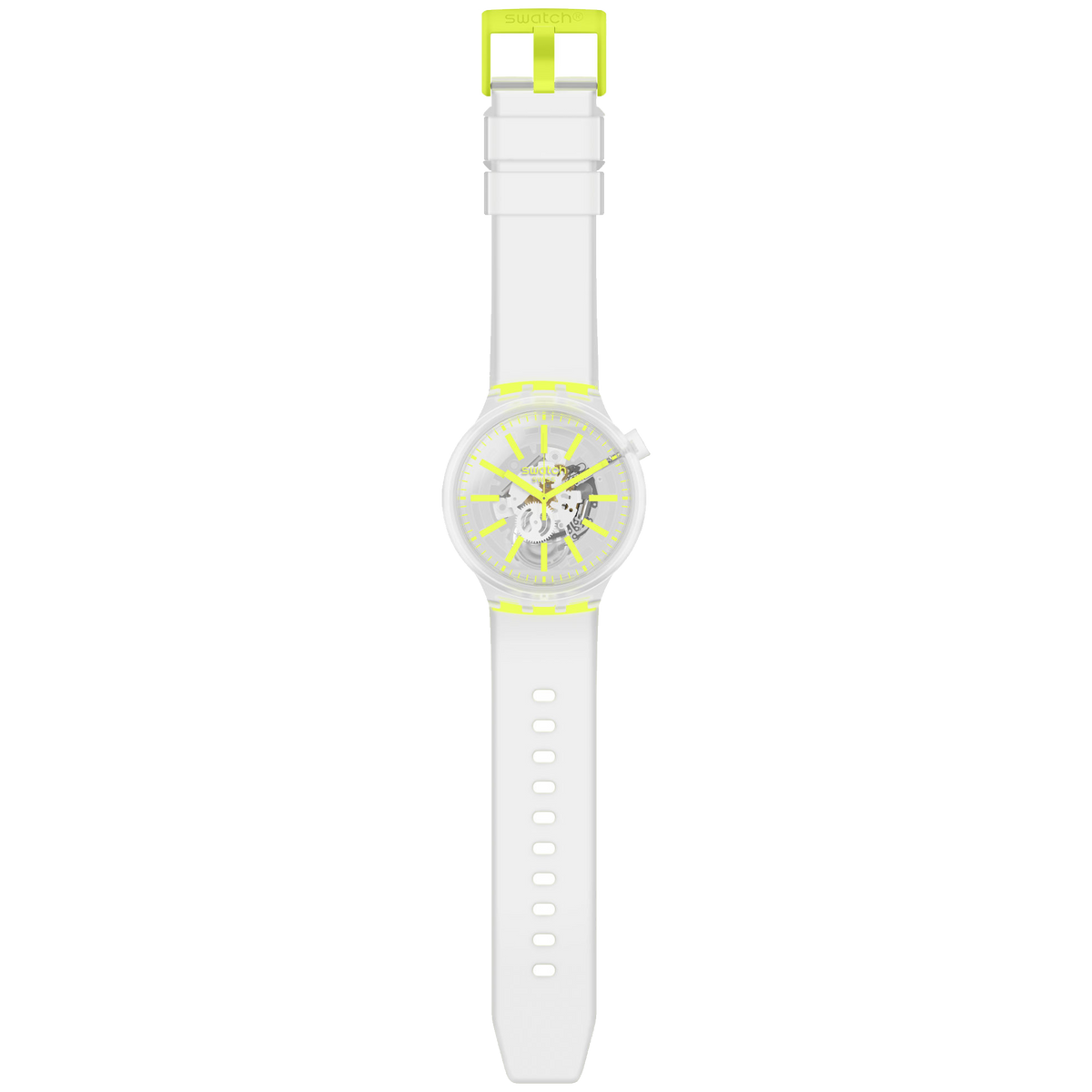 Swatch Watch Big Bold 47mm - YellowInJelly