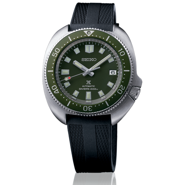Seiko Prospex - 6105 Divers' Re-Craft - Green Dial