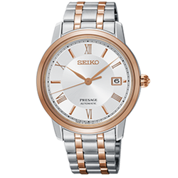 Seiko Presage Automatic - Two Tone Rose Gold