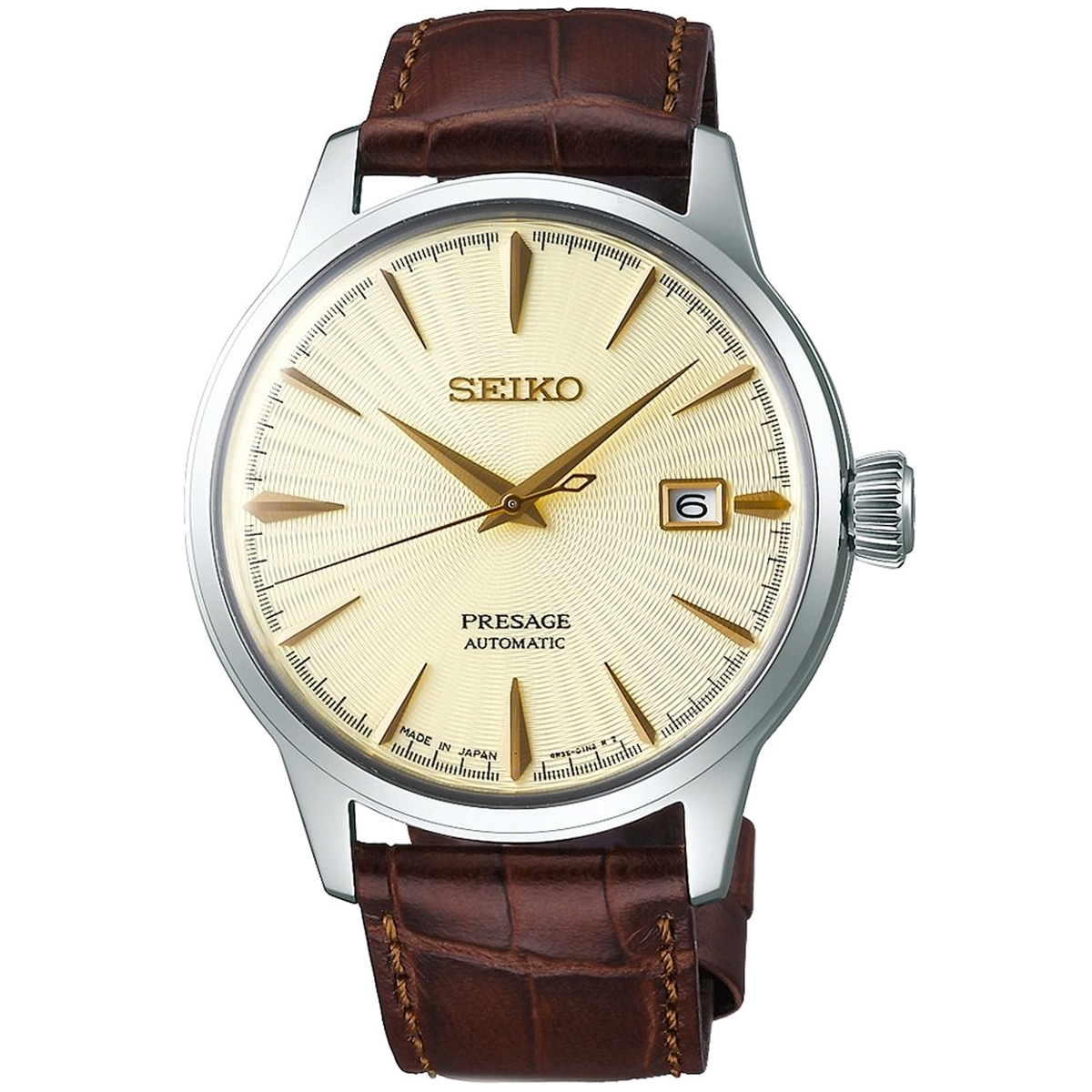 "Seiko Presage Cocktail Time ""Gimlet"" SRPC99J1"