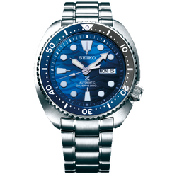 "Seiko PROSPEX ""Turtle"" - ""Save The Ocean"" Great White Shark Edition ***PRE-BOOK***"