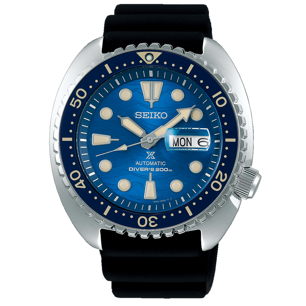 Seiko PROSPEX King Turtle - Save The Ocean SRPE07K1