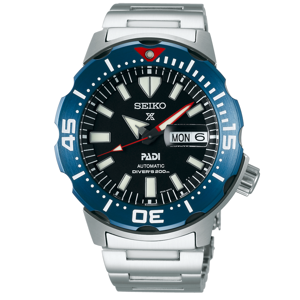 Seiko Prospex - Monster PADI Edition