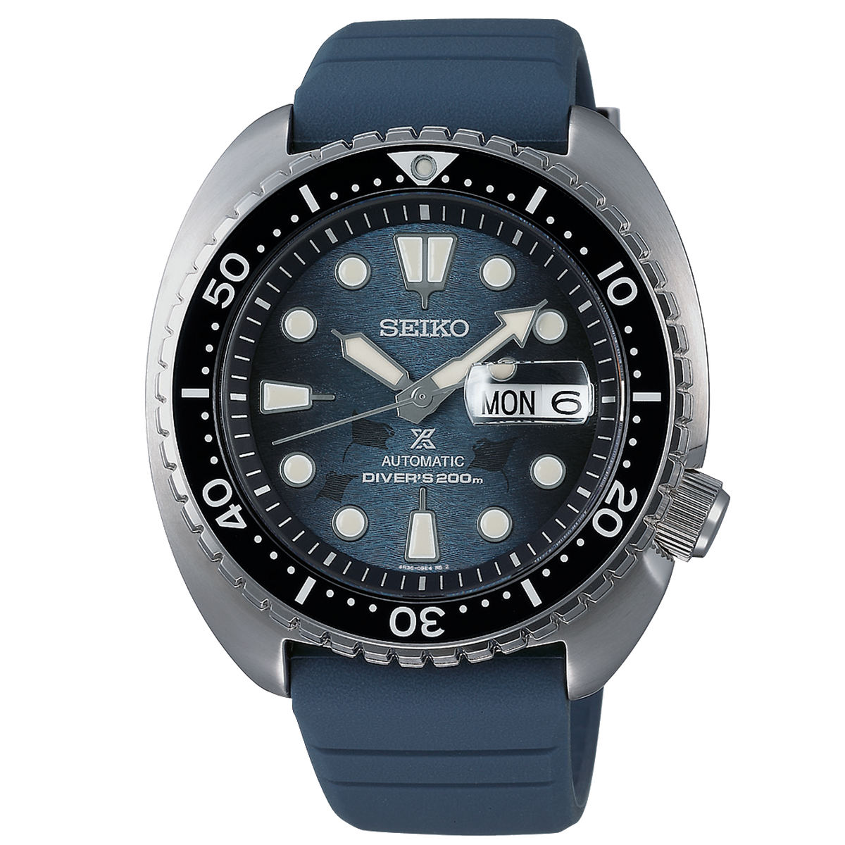 Seiko PROSPEX King Turtle - Save The Ocean SRPF77