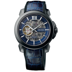 Seiko Premier Automatic - Novak Djokovic Limited Edition in Blue