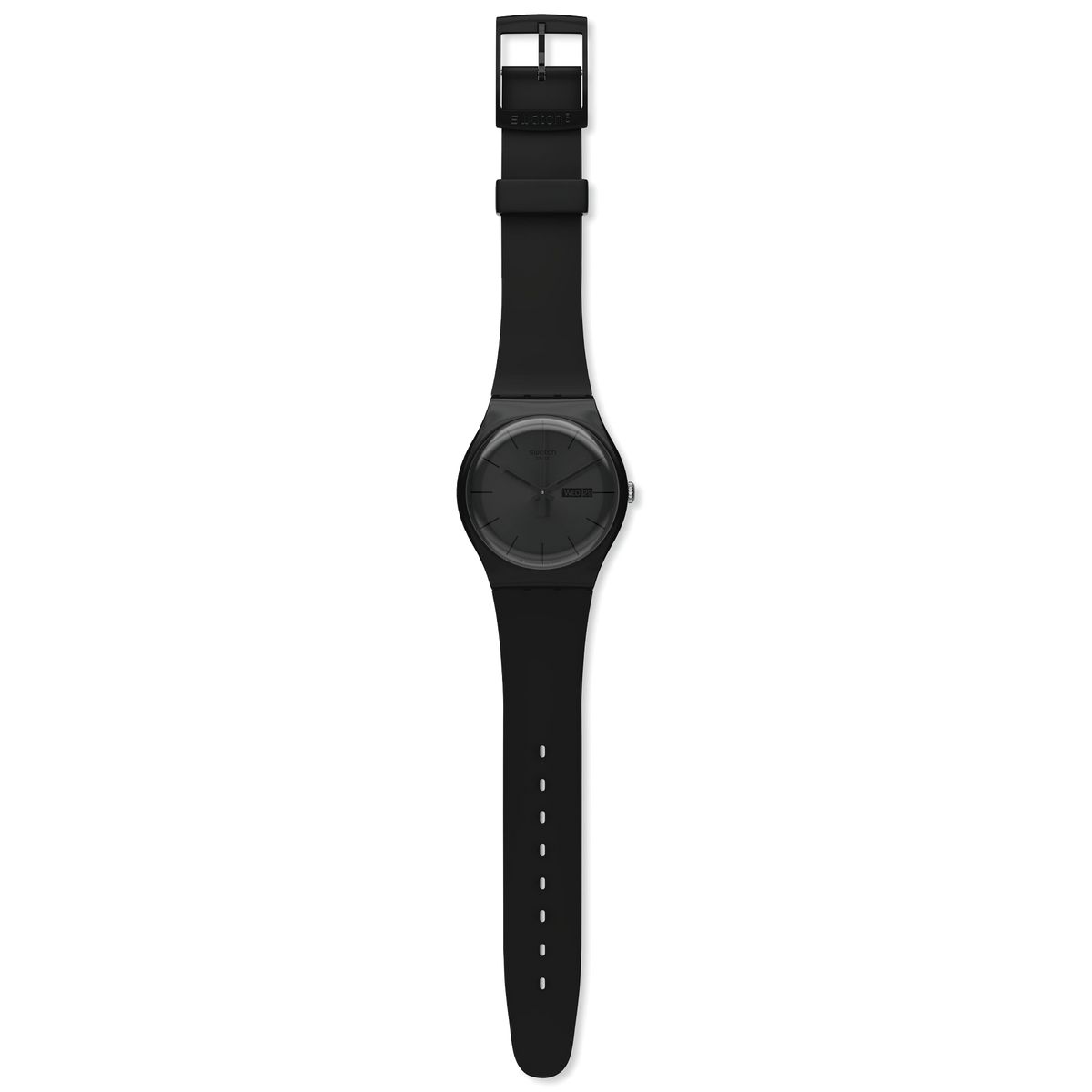 Swatch Watch - Black Rebel