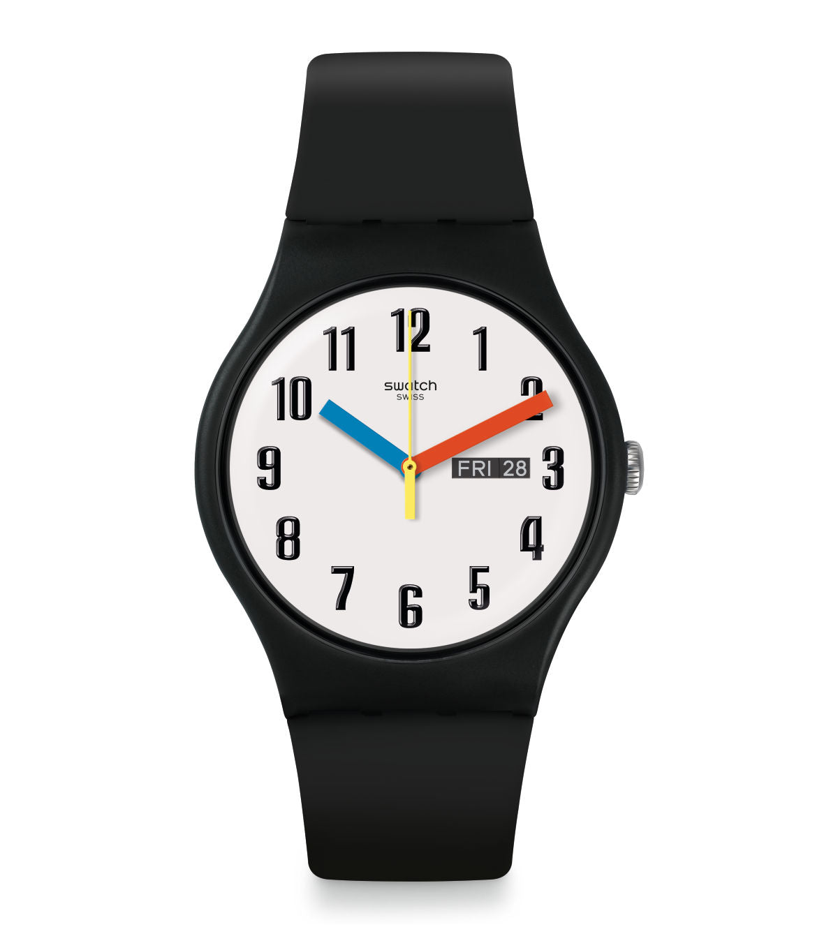 Swatch Watch 41mm - Elementary
