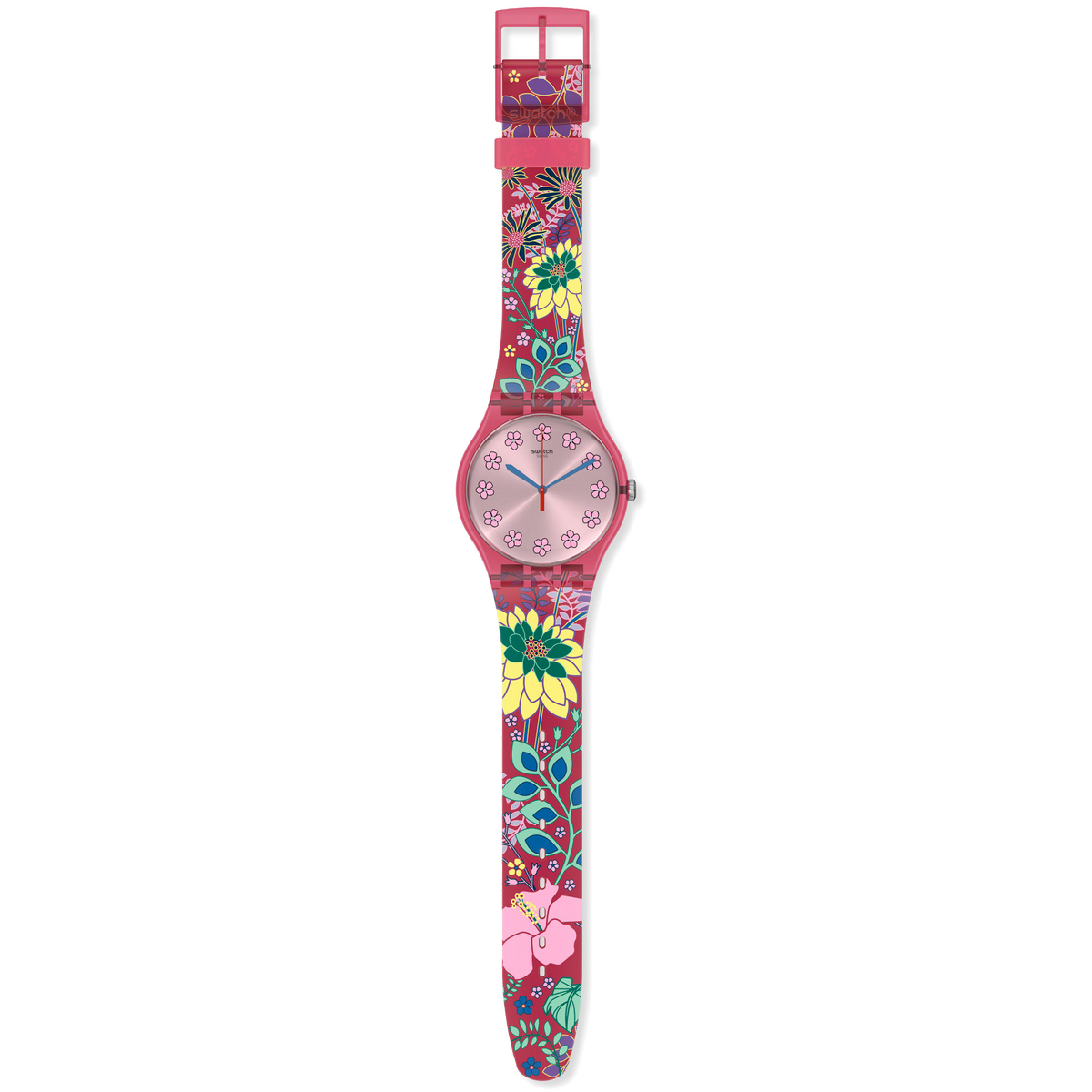Swatch Watch 41mm - Dhabiscus