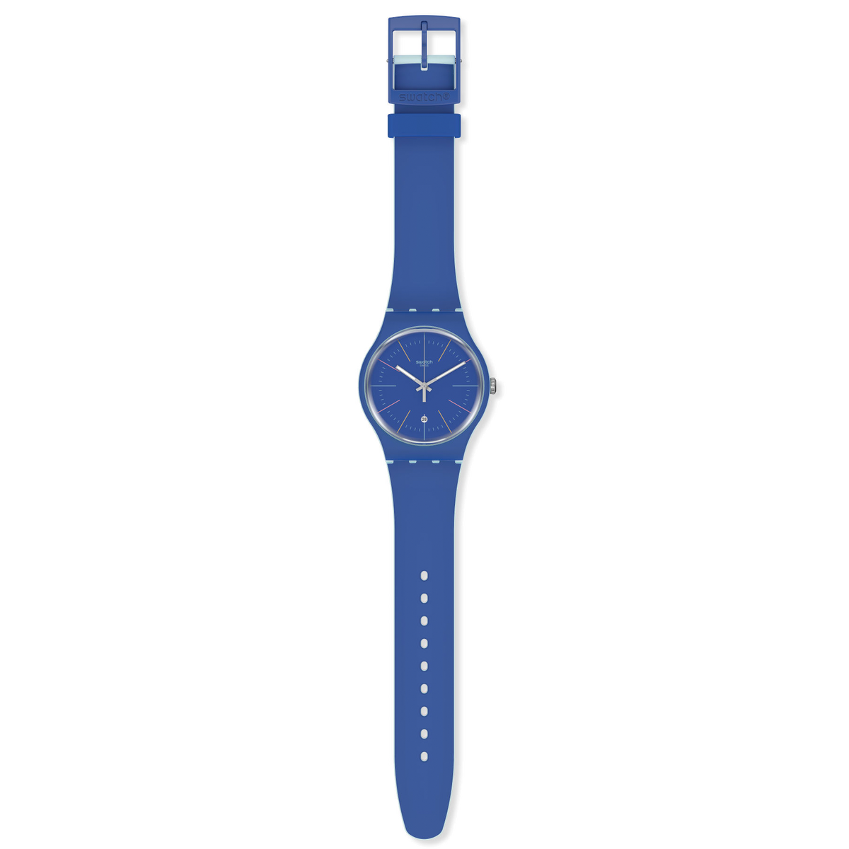 Swatch Watch 41mm - Blue Layered
