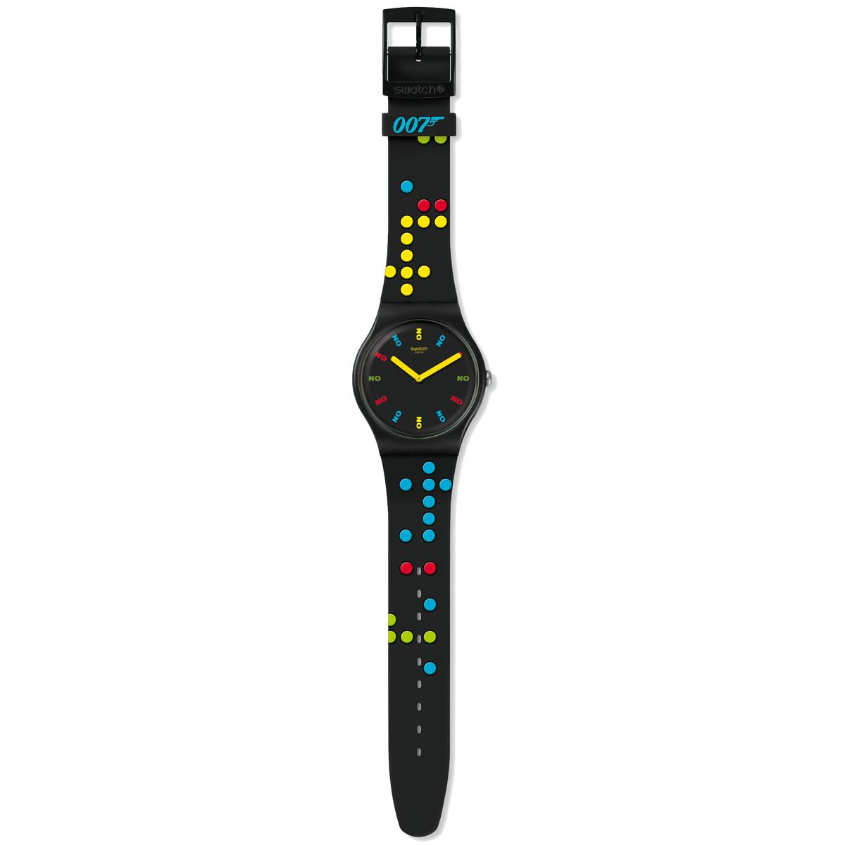 Swatch Watch - 007 Edition - Dr No 1962