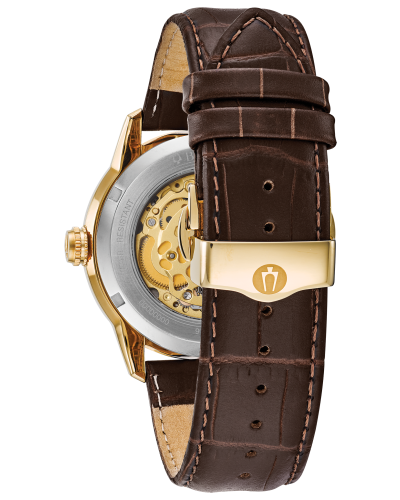 Bulova - Sutton Automatic Gold Tone