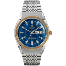 Timex - Q Reissue Falcon Eye 38mm Stainless Steel