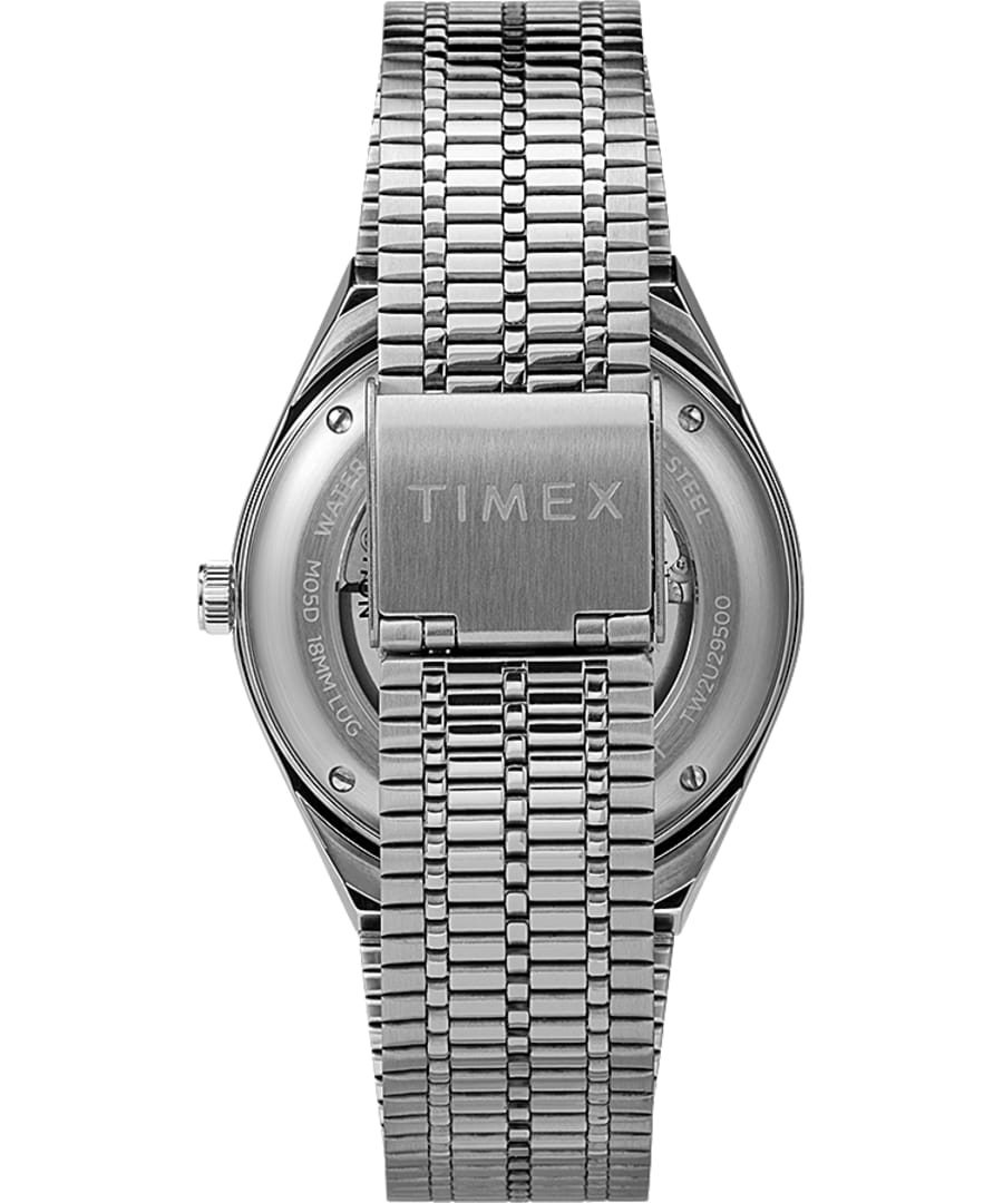Timex - M79 40mm Automatic - Black Dial