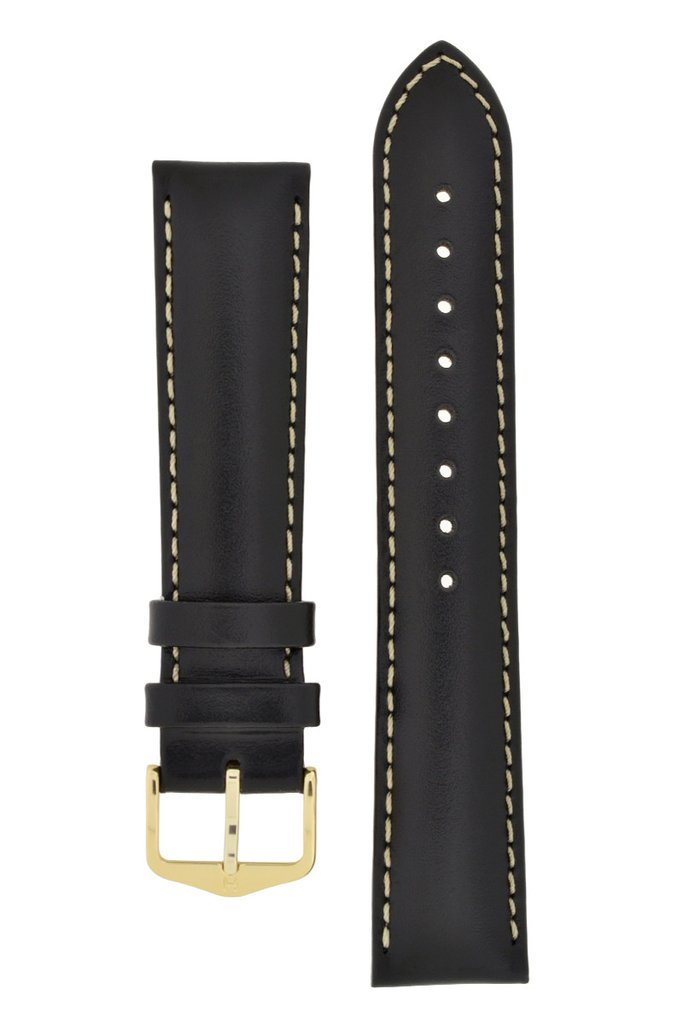 Hirsch TROOPER Calf Leather Watch Strap