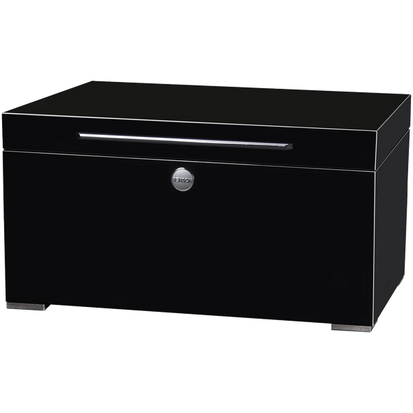 Benson Black Series - 16 Watch Box in Black