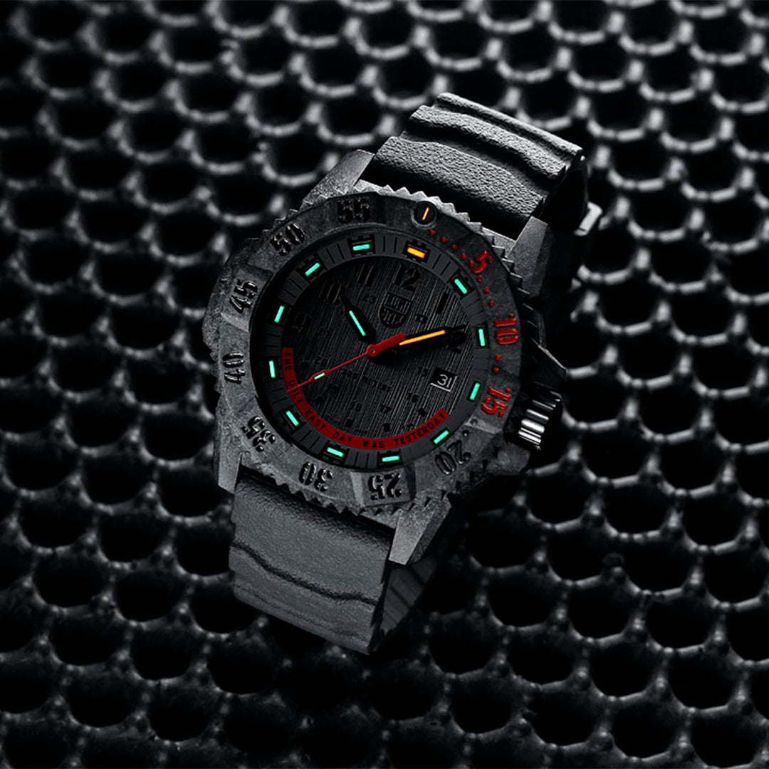 Luminox Navy Seal Watch - MASTER CARBON SEAL Limited Edition