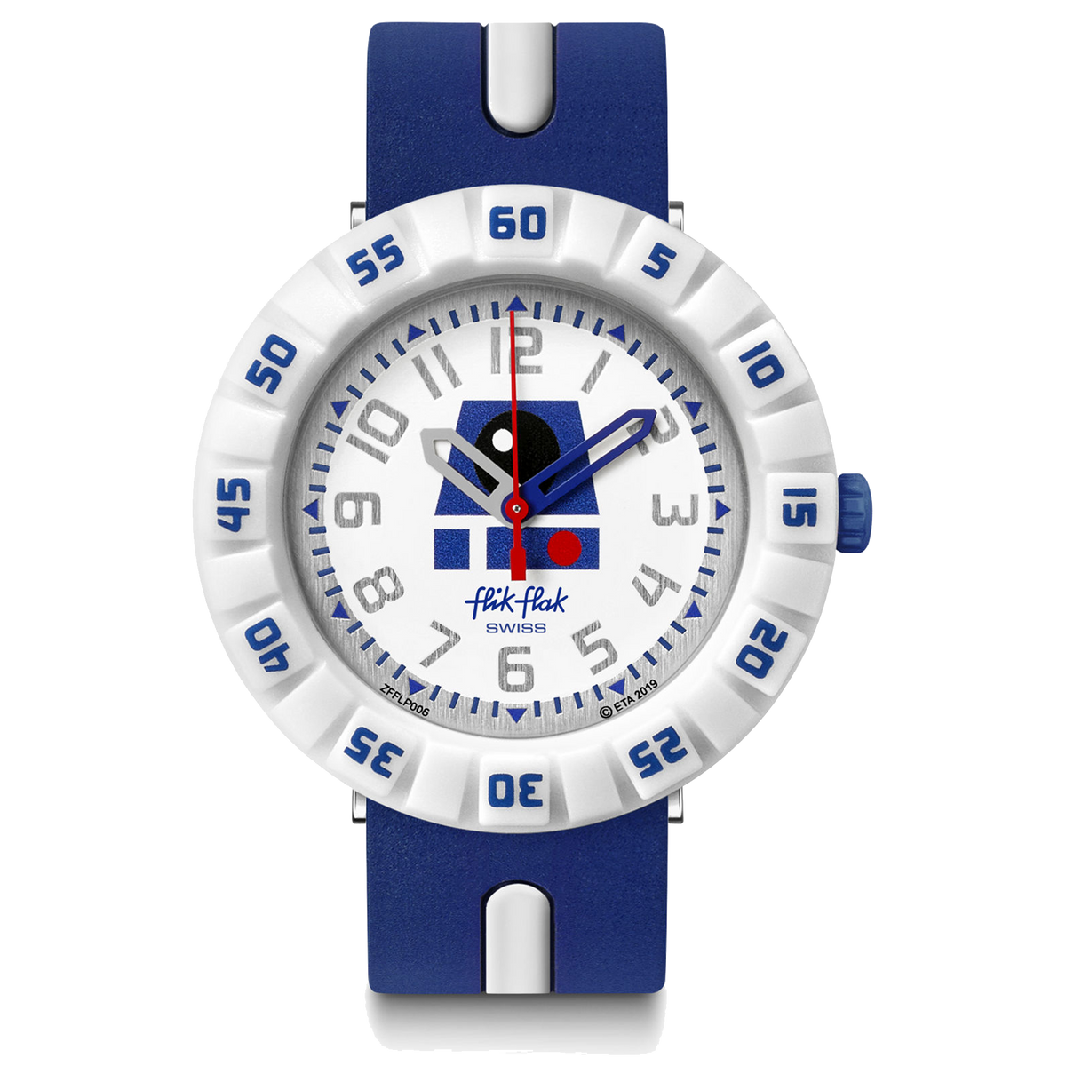 Swatch Flik Flak - Star Wars R2-D2